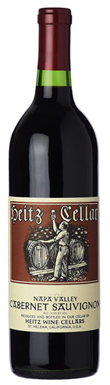 Heitz Cellar, Napa Valley, Cabernet Sauvignon, 2013