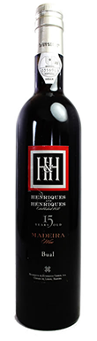 Henriques & Henriques, 15 Year Old, Bual, Madeira, Portugal