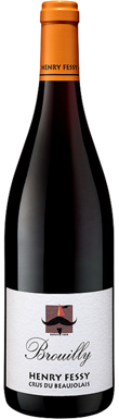 Henry Fessy, Brouilly, Beaujolais, France, 2015