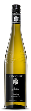 Henschke Cellars, Julius Riesling, Eden Valley, 2015