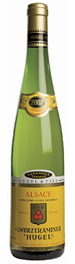 Hugel & Fils, Vendages Tardives, Gewurztraminer, 2007