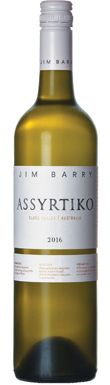 Jim Barry, Assyrtiko, Clare Valley, South Australia, 2016