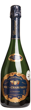 Joly, Cuvée Spéciale Brut, Champagne, France, 2012