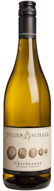 Julien Schaal, Chardonnay, Elgin, South Africa, 2015