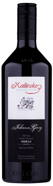 Kalleske, Barossa Valley, Johan Georg Shiraz, 2013