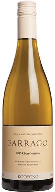 Kooyong, Mornington Peninsula, Farrago Chardonnay, 2015