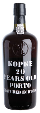 Kopke, Port, 20 Year Old Tawny, Douro, Portugal