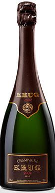 Krug, Champagne, France, 2002
