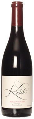 Kutch, Sonoma Coast, Bohan Vineyard Pinot Noir, 2016