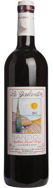 Le Galantin, Bandol, Provence, France, 2012