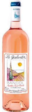 Le Galantin, Bandol, Rosé, Provence, France, 2016