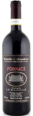 Le Ragnaie, Brunello di Montalcino, Fornace, Tuscany, 2012