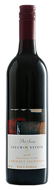 Leeuwin Estate, Cabernet Sauvignon Art Series, 2010
