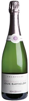 Louis Barthelemy, Zéro Dosage Topaze, Champagne, France