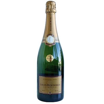 Louis Roederer, Brut, Champagne, France, 2004