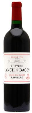 Château Lynch-Bages, 5ème Cru Classé, Pauillac, 1961