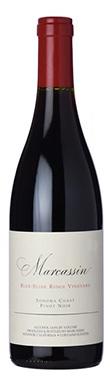 Marcassin, Sonoma Coast, Blue-Slide Ridge Pinot Noir, 2000