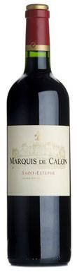 Marquis de Calon Château Calon Segur, St-Estèphe, 2013
