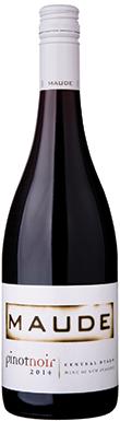 Maude, Pinot noir, Wanaka, Central Otago, New Zealand, 2014