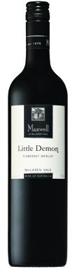 Maxwell, Cabernet-Merlot, Little Demon, McLaren Vale, 2011
