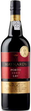 Maynard's, Port, Late Bottled Vintage Port, Douro, 1992