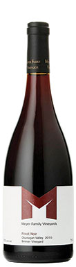 Meyer Family Vineyards, Reimer Vineyard Pinot Noir, 2011