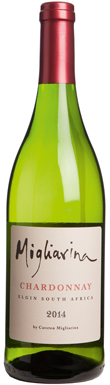 Migliarina, Chardonnay, Elgin, South Africa, 2014