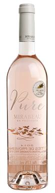 Mirabeau, Côtes de Provence, Pure Rosé, Provence, 2014
