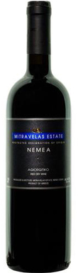 Mitravelas Estate, Old Vineyards, Nemea, Peloponnese, 2016