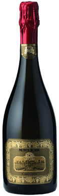 Monte Rossa, Franciacorta, Cabochon Brut, Lombardy, 2005