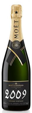 Moët & Chandon, Grand Vintage Extra-Brut, Champagne, 2009