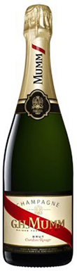 Mumm, Cordon Rouge 2006, Champagne, France, 2006