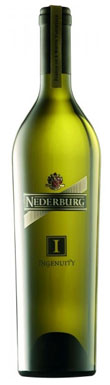 Nederburg, Ingenuity White, Coastal Region, 2011