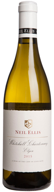 Neil Ellis, Whitehall Chardonnay, Elgin, South Africa, 2015