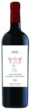 Ocaso Winery, Tupungato, Axel, Malbec Cabernet-Sauvignon,