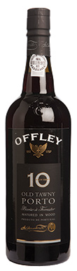 Offley, Port, 10 Year Old Tawny, Douro, Portugal