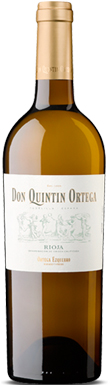 Ortega Ezquerro, Rioja, Don Quintin Ortega Blanco, 2015