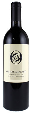 O'Shaugnessy, Napa Valley, Howell Mountain, Cabernet