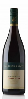 Palliser Estate, Martinborough, Pinot Noir, Wairarapa, 2014