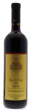 Paolo Scavino, Barolo, Bric del Fiasc, Piedmont, Italy, 2005