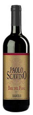 Paolo Scavino, Barolo, Bric Del Fiasc, Piedmont, Italy, 2008