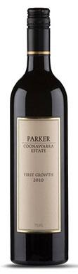 Parker Coonawarra Estate, Coonawarra, First Growth, 2010