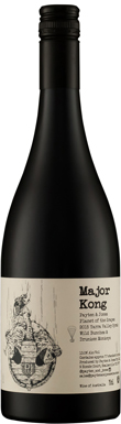 Payten & Jones, Yarra Valley, Major Kong Syrah, 2015