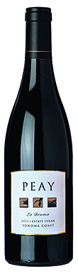 Peay Vineyards, Sonoma Coast, La Bruma Estate Syrah, 2013