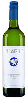 Pegasus Bay, Sauvignon Blanc-Sémillon, Waipara Valley, 2012
