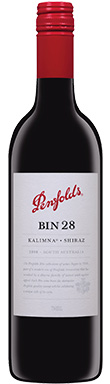 Penfolds, Bin 28 Kalimna Shiraz, South Australia, 2013