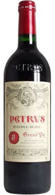 Petrus, Pomerol, Bordeaux, France, 2015