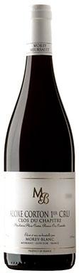 Morey-Blanc, Aloxe-Corton, Clos du Chapitre 1er Cru, 2015