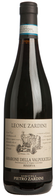 Pietro Zardini, Amarone della Valpolicella, Riserva, Leone