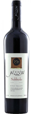 Pizzini, King Valley, Nebbiolo, Victoria, Australia, 2013